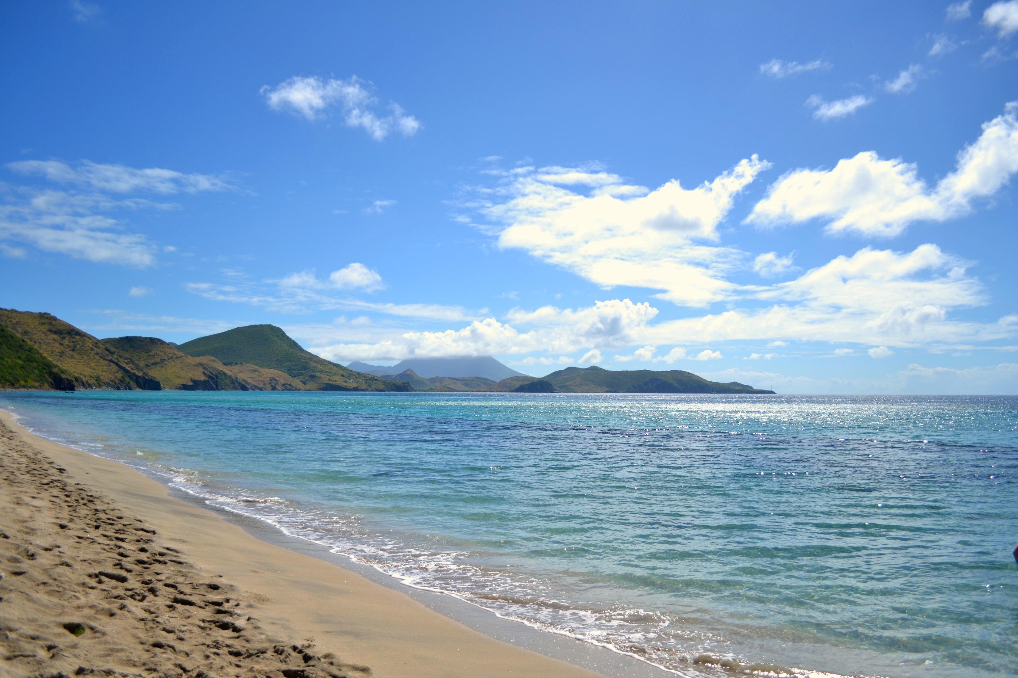 South Friars Beach St. Kitts