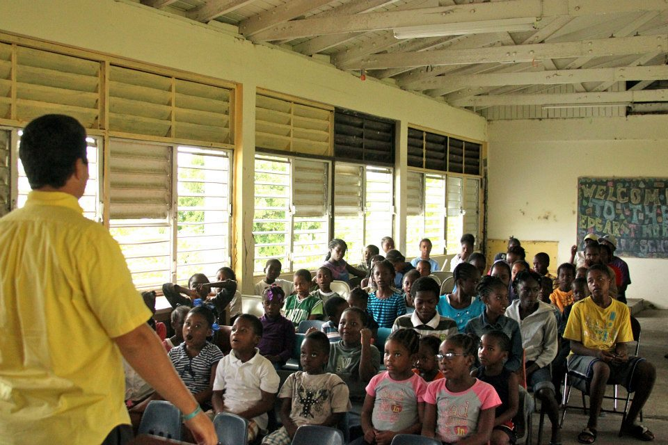 Reaching a Generation in St. Kitts and Nevis