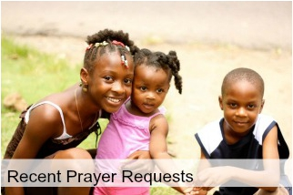 Ways to Pray for Us and Our Ministry