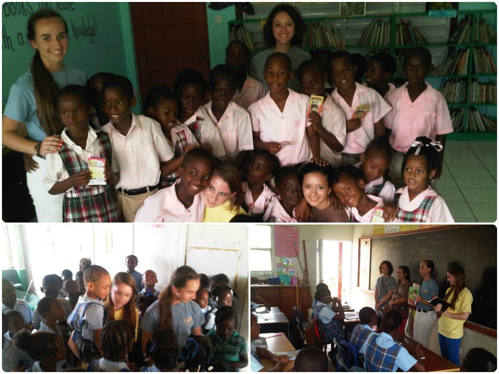 Teaching at Sandy Point and Tyrell Williams Primary