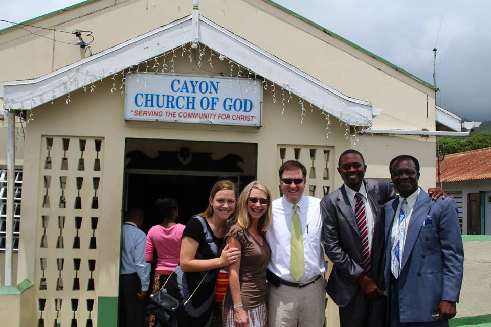 At Cayon Church of God