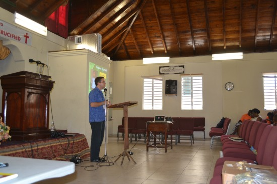 St. Kitts Good News Club Training Conference
