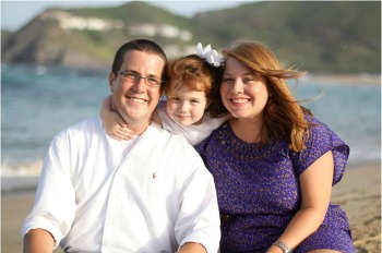 Missionaries in St. Kitts and Nevis Sean, Mandi and Maddy