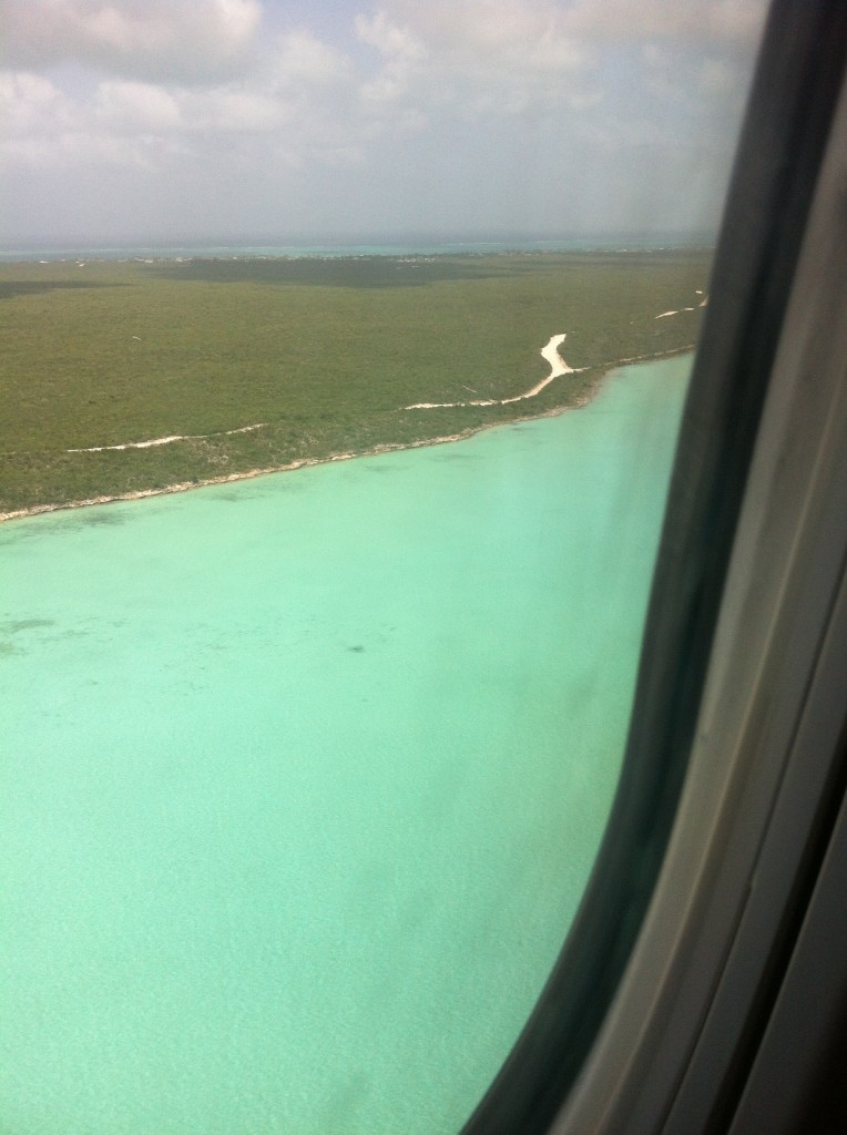 View from the Plane!