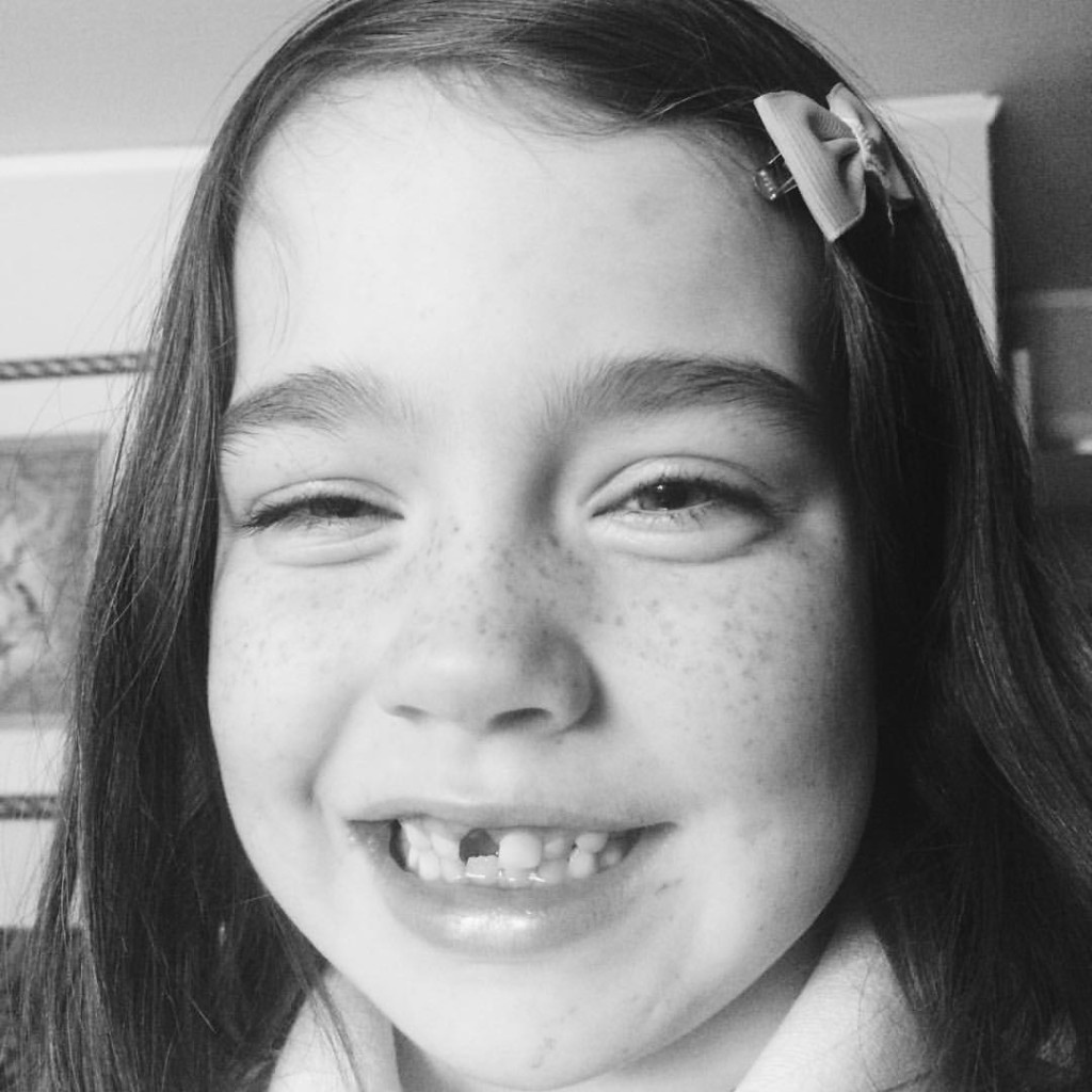 Maddy Lost Her 3rd Tooth